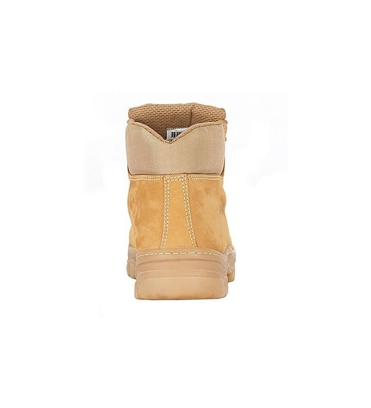 Zafra Gold Nobuck Boots Synergy Supplies - 3