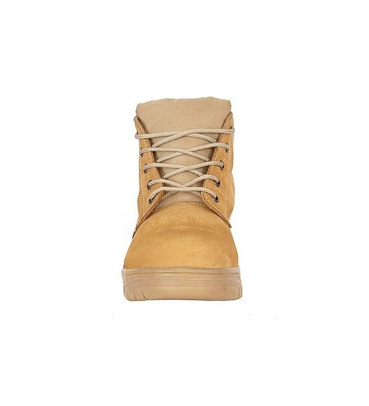 Zafra Gold Nobuck Boots Synergy Supplies - 4