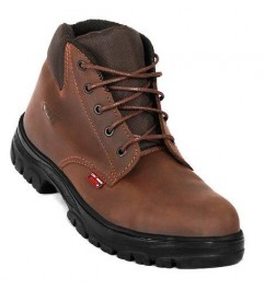 Greasy Coffee Zafra Boots Synergy Supplies - 1