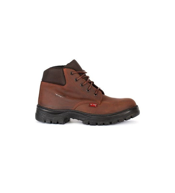 Greasy Coffee Zafra Boots Synergy Supplies - 2