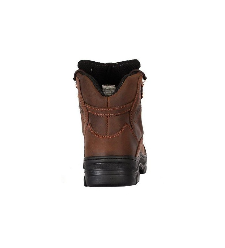 Greasy Coffee Zafra Boots Synergy Supplies - 4
