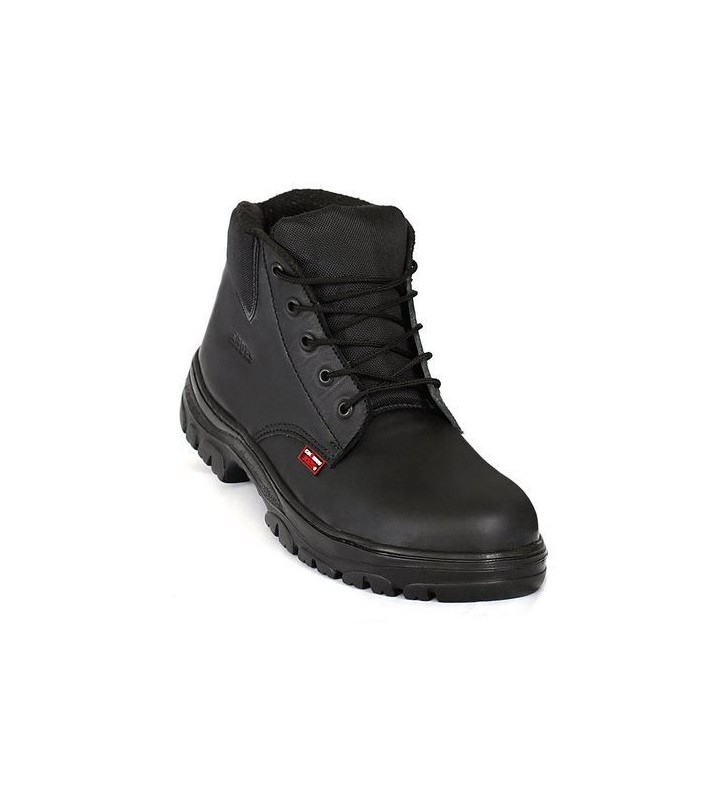 Zafra Boots Black Synergy Supplies - 1