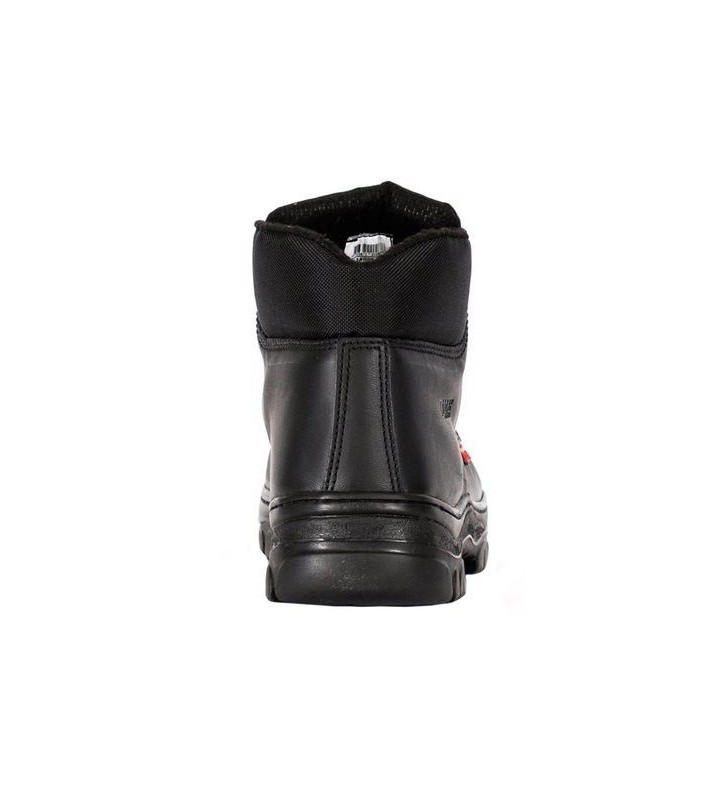 Zafra Boots Black Synergy Supplies - 3