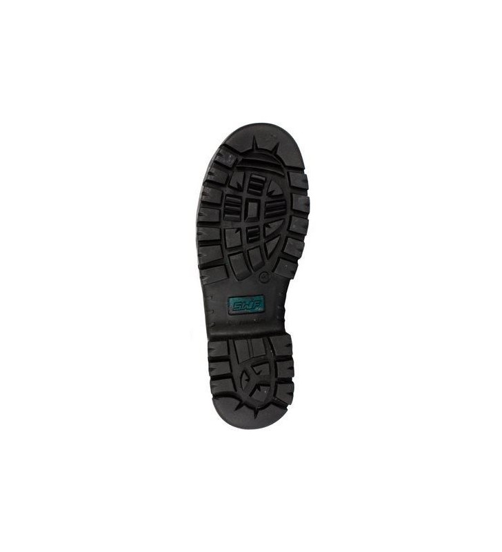 Zafra Boots Black Synergy Supplies - 5