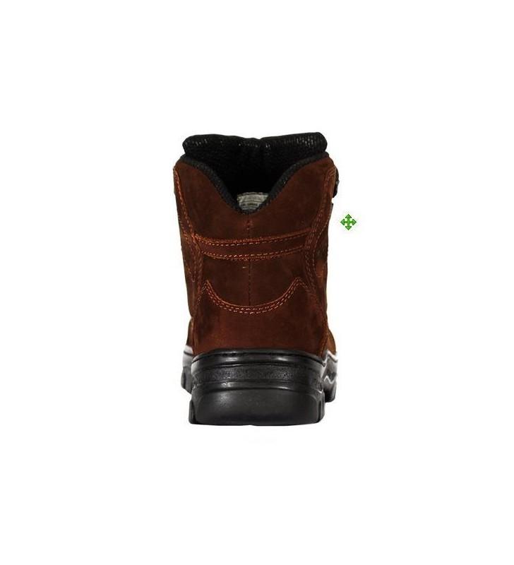 Swif Café Nobuck Boots Synergy Supplies - 4