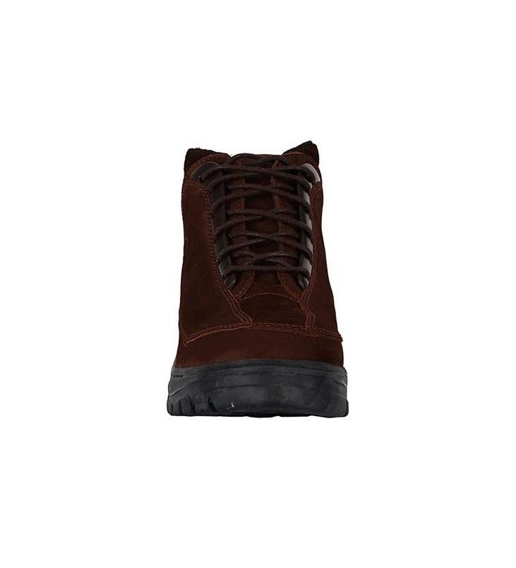 Swif Boots 03-31 Café Nobuck Synergy Supplies - 3