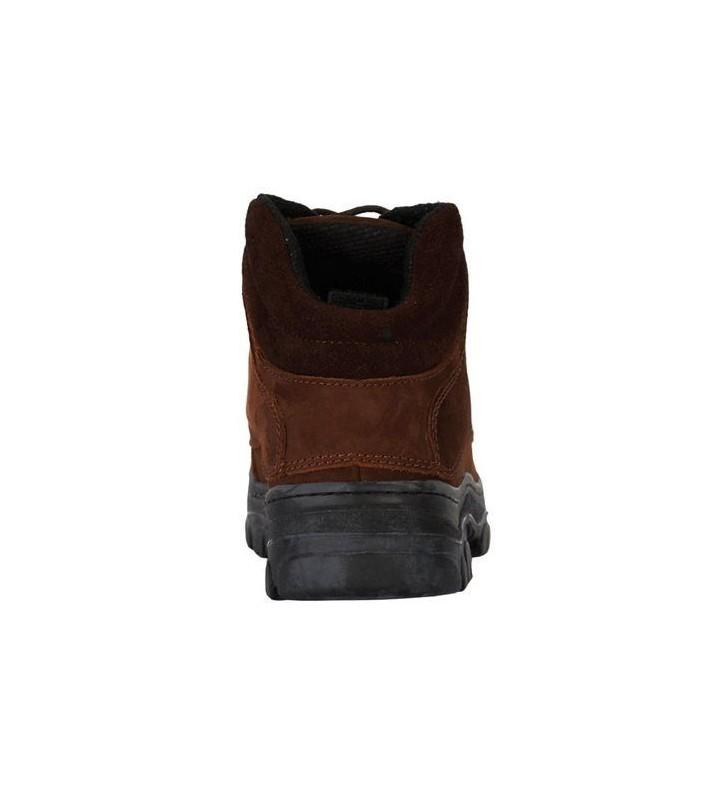 Swif Boots 03-31 Café Nobuck Synergy Supplies - 4