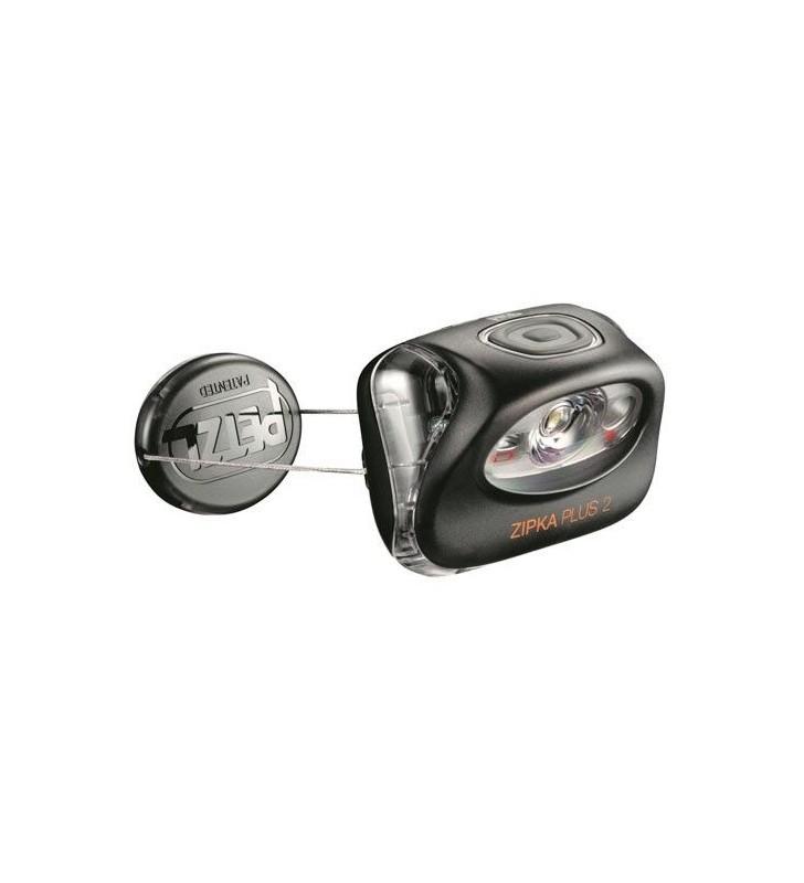 Zipka Plus 2 Hands-Free Flashlight Improved Lumen Petzl - 1