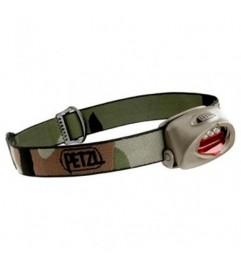 3 Led Tactikka Hands-Free Flashlight Camouflage Tape Petzl - 1
