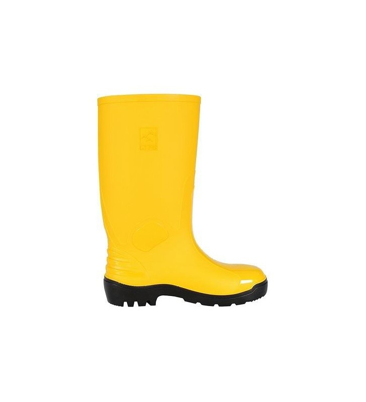 Ats Pvc 703 Boots Synergy Supplies - 2