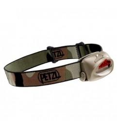4 Led Tactikka Plus Hands-Free Flashlight Camouflage Tape Petzl - 1