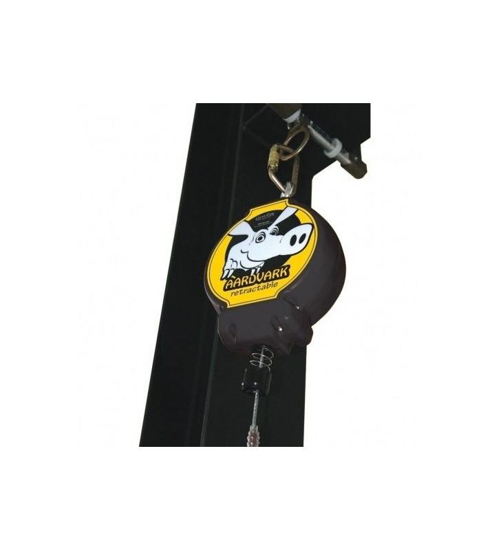 Guardian Series Aardvark Cable SRL Self Retracting Fall Protection Single Lanyard Guardian - 1