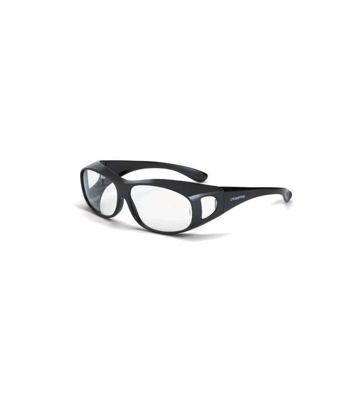Crossfire Glasses OG-3 Transparent Lens Pearl Frame Crossfire - 1