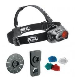 Hands-Free Flashlight 40 Lum Tactikka Xp Adapt Accessory Pocket And Surfaces Petzl - 1