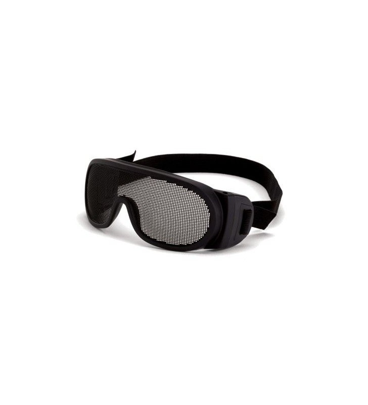 Mesh Goggles With ANSI Z87.1 19220 Certified Elastic Band Radians - 1