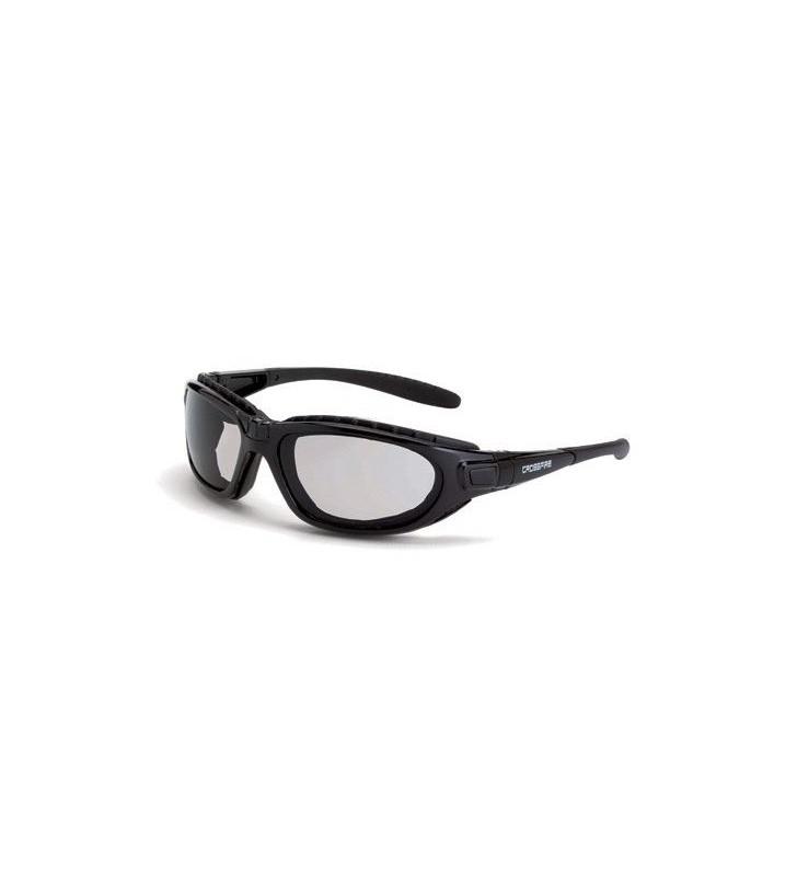 Crossfire journey goggles clear lens anti-fog black Crossfire - 1