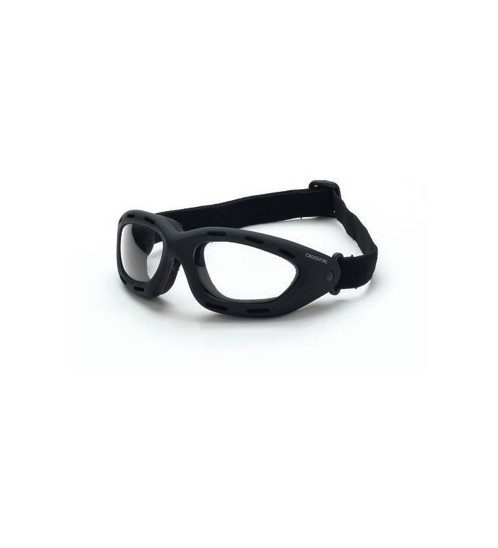 Crossfire element goggles anti-fog lens, soft frame with elastic Crossfire - 1