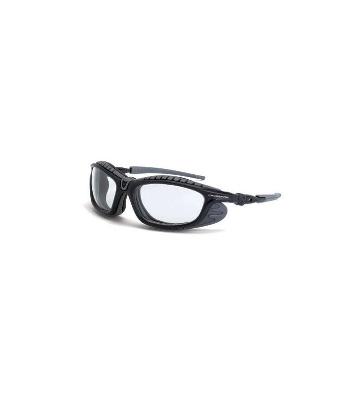 Crossfire Eclipse glasses anti-fog lens foam lined metal frame Crossfire - 1