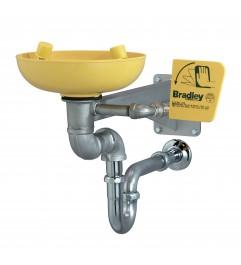 Lavaojos Montaje De Pared Punto Hidráulico Industrial Bradley Bradley - 1