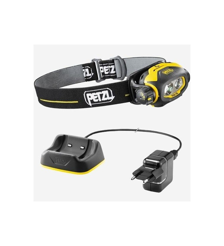 Petzl Rechargeable Pixa 3R Flashlight Petzl - 1