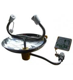 Round Wall Anchor Eyewash Fountain Synergy Supplies - 1