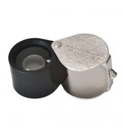 Bausch & Lomb 10X Magnifying Glass Triplet Lens Bausch  Lomb - 1