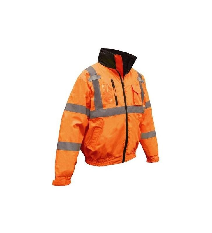 Radians Reflective Waterproof Jacket For Cold SJ21 Radians - 4