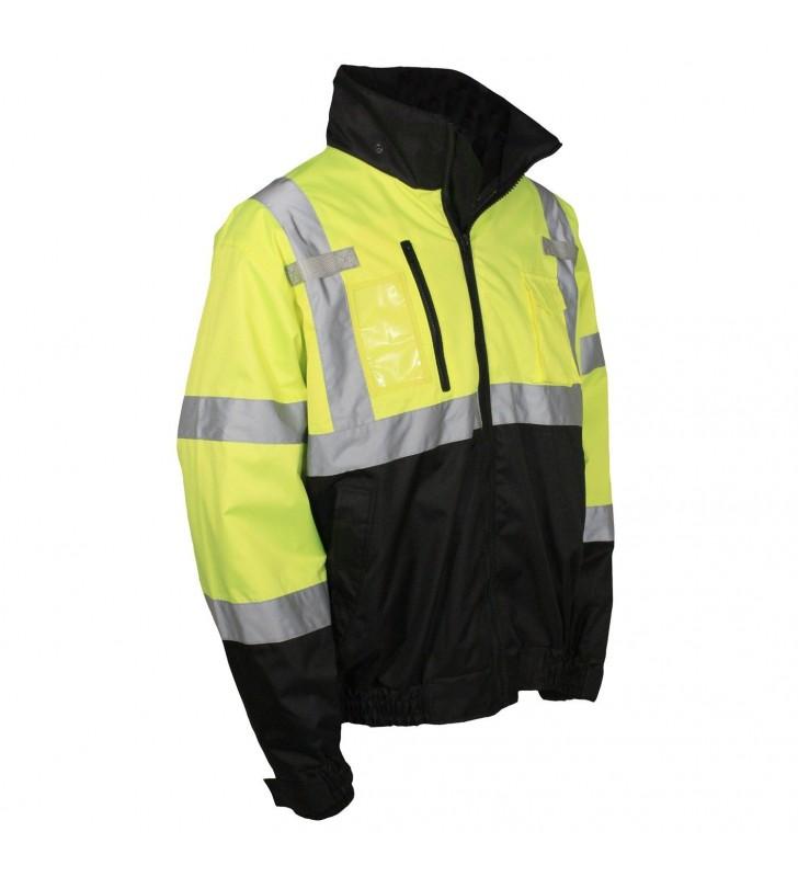 Radians Reflective Waterproof Jacket For Cold SJ21 Radians - 7